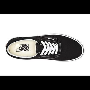Vans Era Shoe Black/White